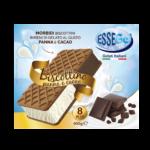 Biscottino panna e cacao 8 pezzi 400g Essegel