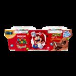 Yogoloso Supermario gusto al Cioccolato 2x100g Danone