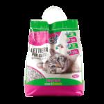 Lettiera per gatti 100% bentonite profumo magnolia 5Kg Noi&Voi