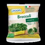 Broccoletti rosette 400g Orogel