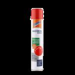 Alcool spray 70% igiene superfici 500ml Strabilia