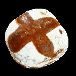 Pane di semola di grano duro Croce d'Oro a lievitazione naturale