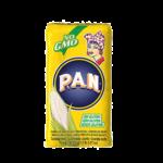 Farina di Mais Bianca Precotta senza  glutine no Ogm 425g Pan
