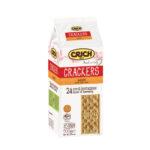 Cracker salati con olio di girasole 500g Crich