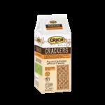 Cracker integrali con olio di girasole 500g Crich