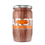Filetti di alici all'olio di semi di girasole 720g Zarotti